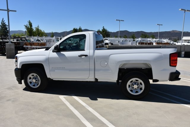 2018 Silverado 1500 Regular Cab 4x2,  Pickup #M181681 - photo 6