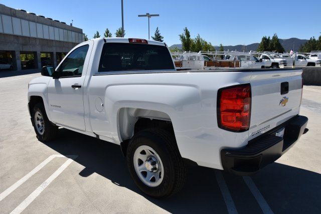 2018 Silverado 1500 Regular Cab 4x2,  Pickup #M181681 - photo 7