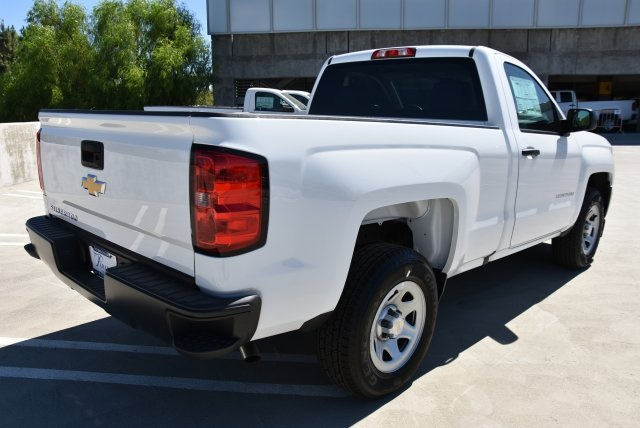 2018 Silverado 1500 Regular Cab 4x2,  Pickup #M181681 - photo 2