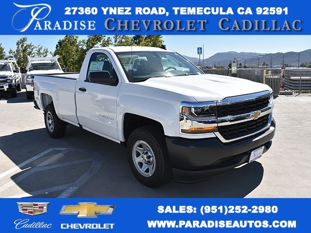 2018 Silverado 1500 Regular Cab, Pickup #M18170 - photo 1