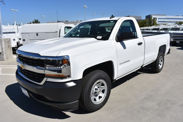 2018 Silverado 1500 Regular Cab, Pickup #M18170 - photo 5