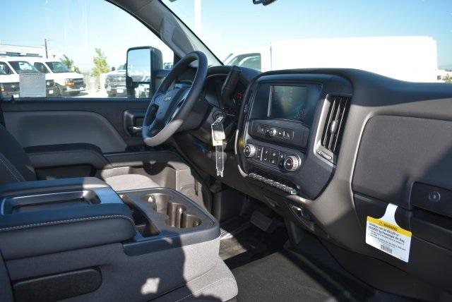 2018 Silverado 3500 Crew Cab DRW 4x2,  Martin Contractor Body #M18171 - photo 12
