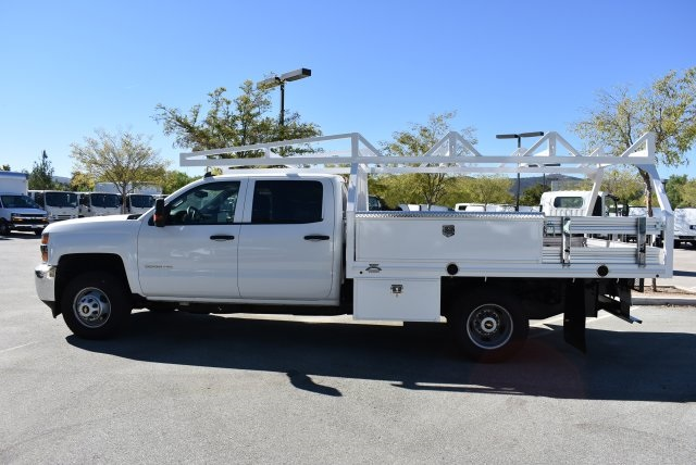 2018 Silverado 3500 Crew Cab DRW 4x2,  Martin's Quality Truck Body Contractor Body #M18171 - photo 4
