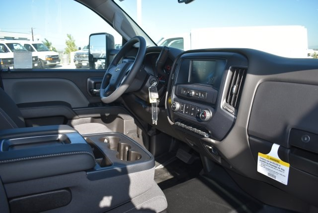 2018 Silverado 3500 Crew Cab DRW 4x2,  Harbor Combo Body #M18171 - photo 12