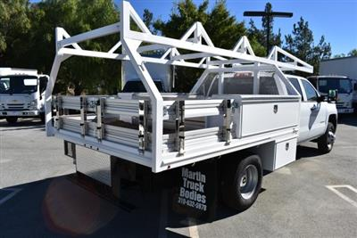2018 Silverado 3500 Crew Cab DRW 4x2,  Martin's Quality Truck Body Contractor Body #M18171 - photo 2