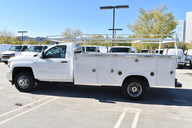 2018 Silverado 3500 Regular Cab DRW 4x2,  Royal Utility #M181741 - photo 5