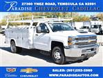 2018 Silverado 3500 Regular Cab DRW 4x2,  Royal Utility #M181741 - photo 1