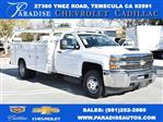2018 Silverado 3500 Regular Cab DRW 4x2,  Royal Utility #M181761 - photo 1