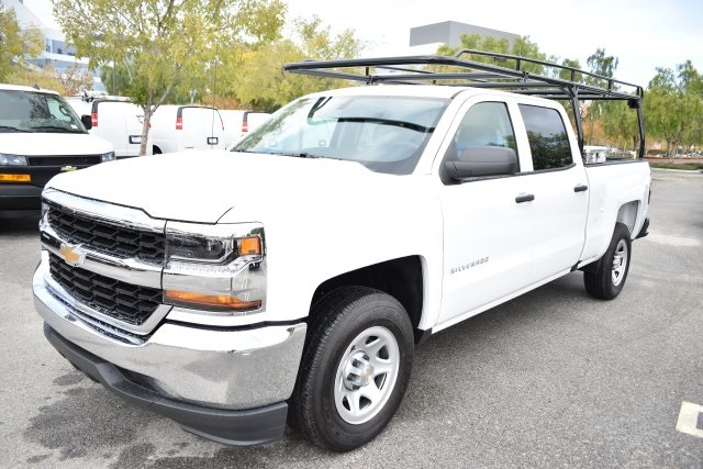 2018 Silverado 1500 Crew Cab 4x2,  Pickup #M181841 - photo 5