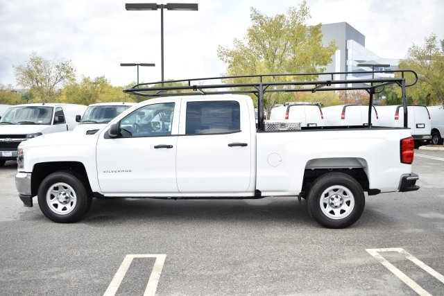 2018 Silverado 1500 Crew Cab 4x2,  Pickup #M181841 - photo 6