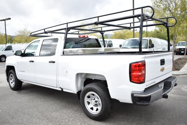 2018 Silverado 1500 Crew Cab 4x2,  Pickup #M181841 - photo 7