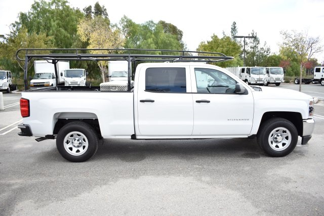 2018 Silverado 1500 Crew Cab 4x2,  Pickup #M181841 - photo 9