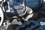 2018 Silverado 3500 Regular Cab DRW,  Harbor Black Boss Stakebed Flat/Stake Bed #M18186 - photo 18