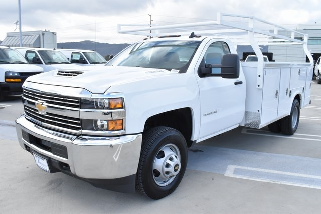 2018 Silverado 3500 Regular Cab DRW 4x2,  Royal Utility #M181864 - photo 6