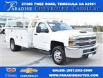2018 Silverado 3500 Regular Cab DRW 4x2,  Royal Utility #M181864 - photo 1