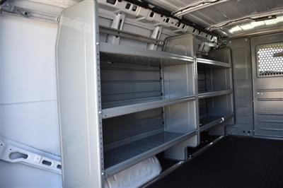 2018 Express 3500 4x2,  Adrian Steel Commercial Shelving Upfitted Cargo Van #M181941 - photo 14