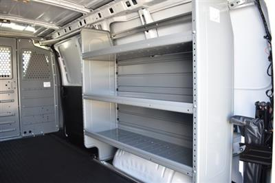 2018 Express 3500 4x2,  Adrian Steel Commercial Shelving Upfitted Cargo Van #M181941 - photo 15