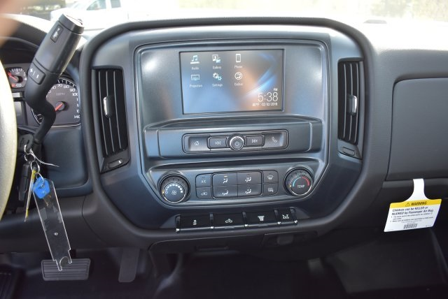 2018 Silverado 3500 Regular Cab DRW 4x2,  Harbor Combo Body #M18201 - photo 22