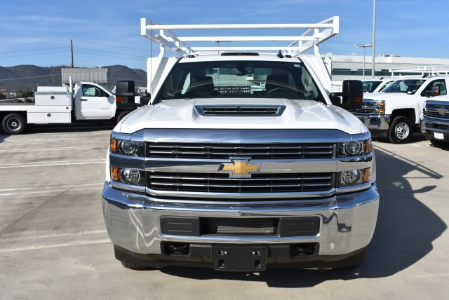 2018 Silverado 3500 Regular Cab DRW 4x2,  Harbor Combo Body #M18201 - photo 4