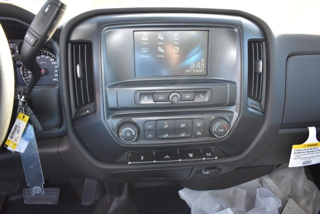 2018 Silverado 3500 Regular Cab DRW 4x2,  Harbor Contractor Body #M18205 - photo 20