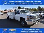 2018 Silverado 3500 Regular Cab DRW,  Harbor ComboMaster Combo Body #M18209 - photo 1