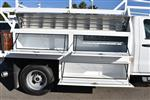 2018 Silverado 3500 Regular Cab DRW 4x2,  Harbor Standard Contractor Body #M18215 - photo 9