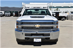2018 Silverado 3500 Regular Cab DRW,  Harbor Standard Contractor Contractor Body #M18215 - photo 3