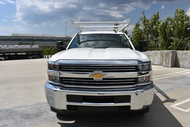 2018 Silverado 2500 Double Cab, Utility #M18220 - photo 5