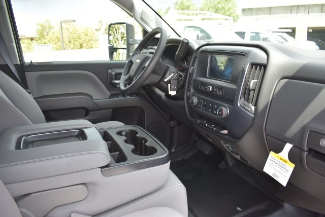 2018 Silverado 2500 Double Cab, Utility #M18220 - photo 21