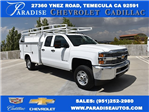 2018 Silverado 2500 Double Cab, Utility #M18220 - photo 1