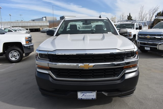 2018 Silverado 1500 Regular Cab,  Pickup #M18255 - photo 4