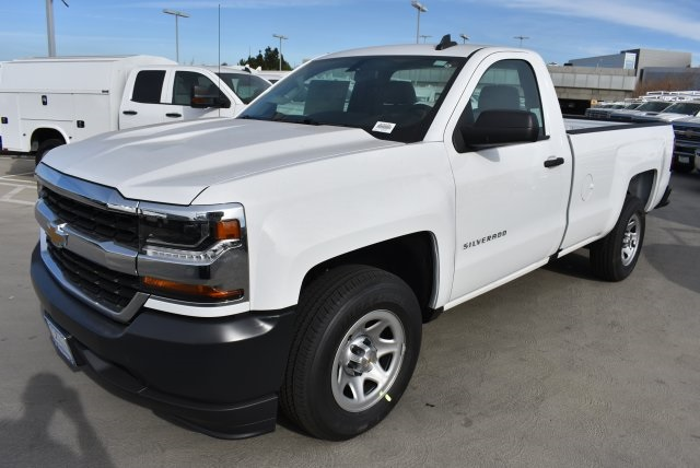 2018 Silverado 1500 Regular Cab 4x2,  Pickup #M18255 - photo 5