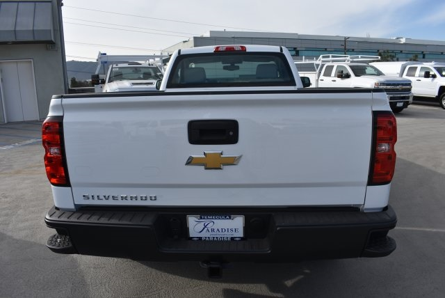 2018 Silverado 1500 Regular Cab,  Pickup #M18255 - photo 8