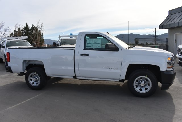 2018 Silverado 1500 Regular Cab 4x2,  Pickup #M18255 - photo 9