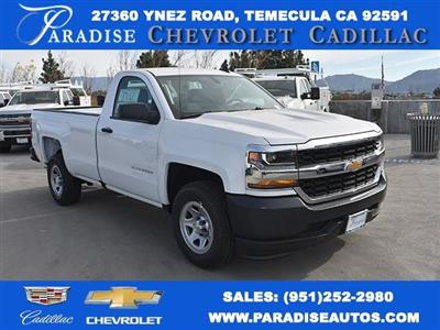 2018 Silverado 1500 Regular Cab 4x2,  Pickup #M18255 - photo 1