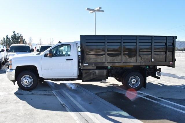 2018 Silverado 3500 Regular Cab DRW 4x2,  Knapheide Landscape Dump #M18288 - photo 7