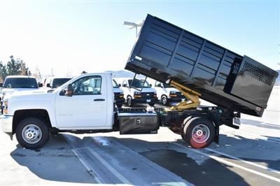 2018 Silverado 3500 Regular Cab DRW 4x2,  Knapheide Landscape Dump #M18288 - photo 15