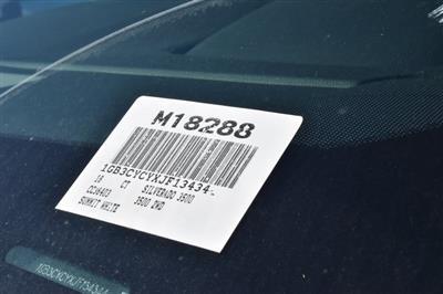 2018 Silverado 3500 Regular Cab DRW 4x2,  Knapheide Landscape Dump #M18288 - photo 5