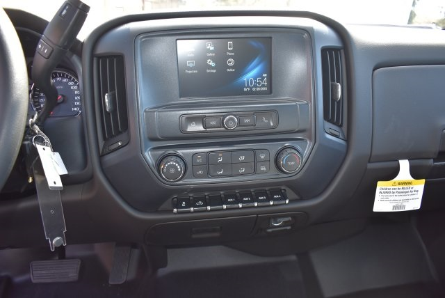 2018 Silverado 2500 Double Cab, Harbor Utility #M18296 - photo 23