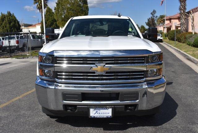 2018 Silverado 2500 Double Cab, Harbor Utility #M18296 - photo 4