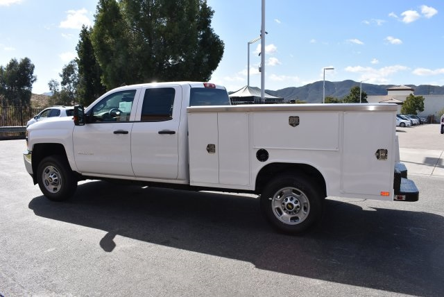 2018 Silverado 2500 Double Cab, Harbor Utility #M18296 - photo 6