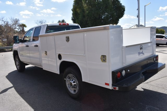 2018 Silverado 2500 Double Cab, Harbor Utility #M18296 - photo 7
