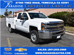2018 Silverado 2500 Double Cab, Harbor Utility #M18296 - photo 1