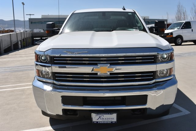 2018 Silverado 2500 Double Cab, Harbor Utility #M18303 - photo 3