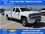 2018 Silverado 2500 Double Cab, Harbor Utility #M18303 - photo 1