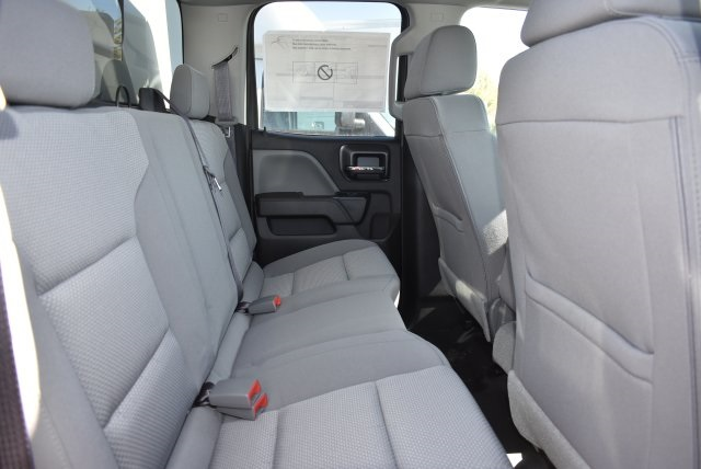 2018 Silverado 2500 Double Cab 4x2,  Harbor TradeMaster Utility #M18305 - photo 19