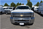 2018 Silverado 2500 Double Cab 4x2,  Harbor TradeMaster Utility #M18305 - photo 4