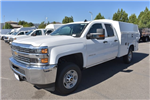 2018 Silverado 2500 Double Cab 4x2,  Harbor TradeMaster Utility #M18305 - photo 5