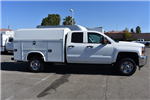 2018 Silverado 2500 Double Cab 4x2,  Harbor TradeMaster Utility #M18305 - photo 8
