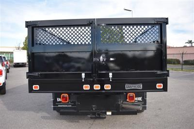 2018 Silverado 3500 Regular Cab DRW 4x2,  Knapheide Landscape Dump #M18322 - photo 8